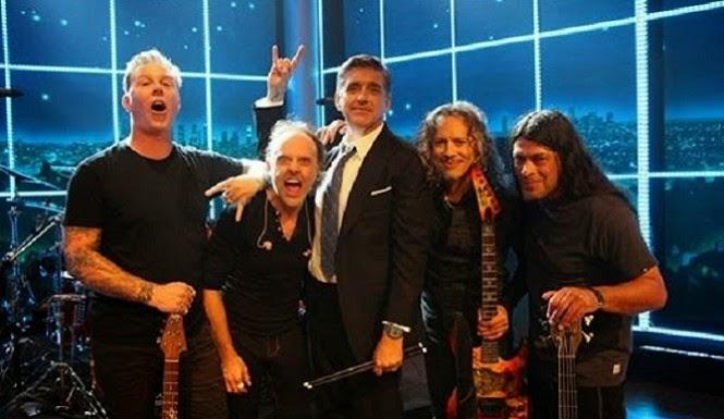 Metallica - Craig Ferguson