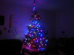 Elder's Christmas Tree
