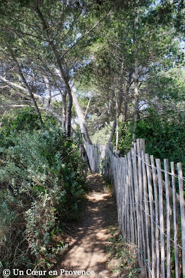 French coastal trail