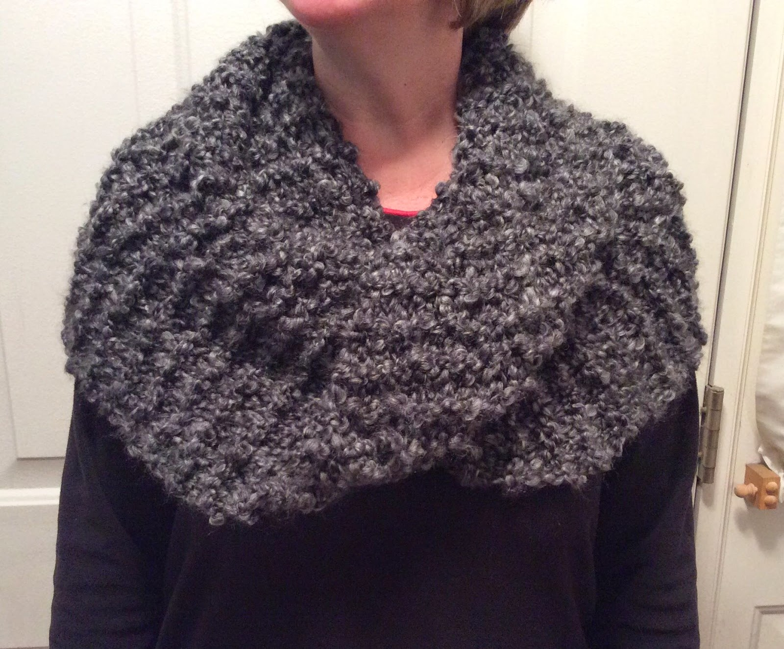 Mobius Wrap Knitting Pattern : Knitting with Schnapps: Schnapps Mobius Shawl!