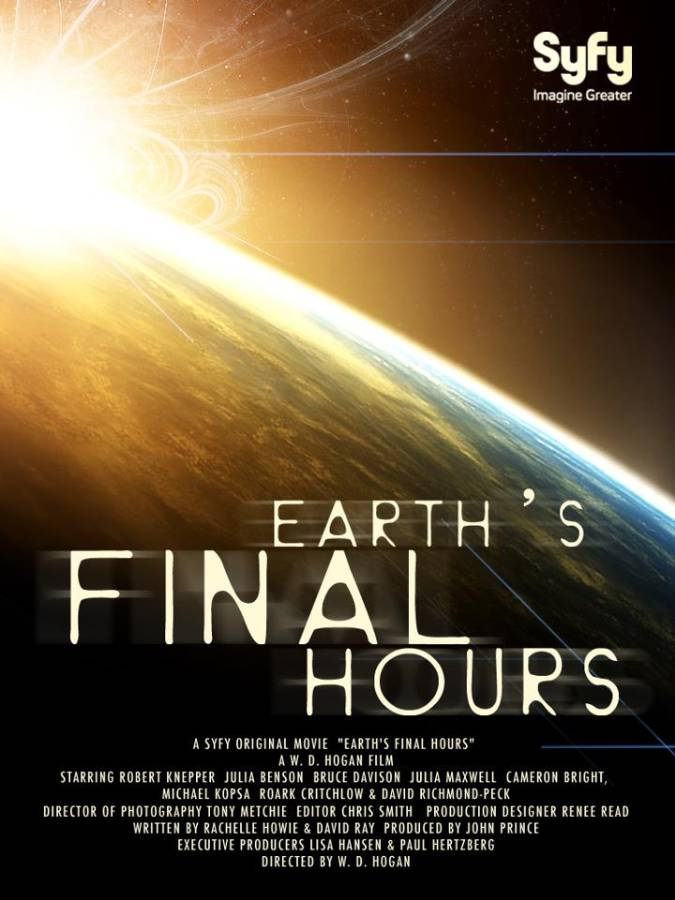 [MULTi] Earth's Final Hours (TV) [TRUEFRENCH] [DVDRiP]