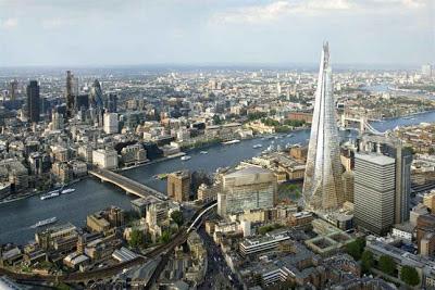 La Torre Shard, el edificio más alto de EuroLa Torre Shard, el edificio más alto de Europa. El Rascacielo más alto de Europa está en Londres.pa. El Rascacielo más alto de Europa está en Londres.