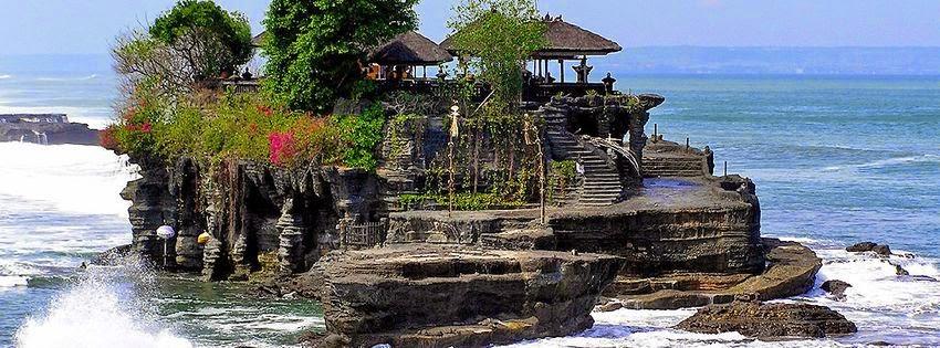 Couverture journal facebook Bali