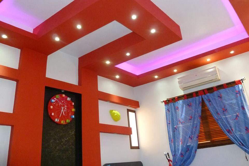 Dicor platre chambre 2014 decoration platre plafond - Decoration platre chambre ...