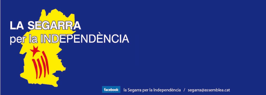 la Segarra per la independència