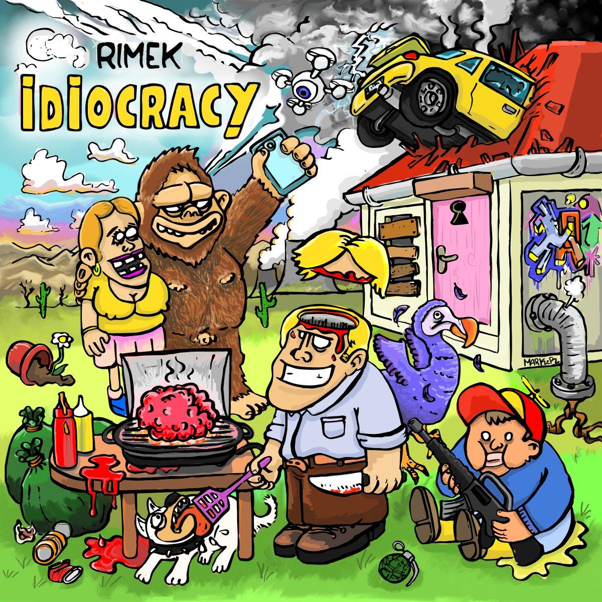 Idiocracy (vidéo clip)