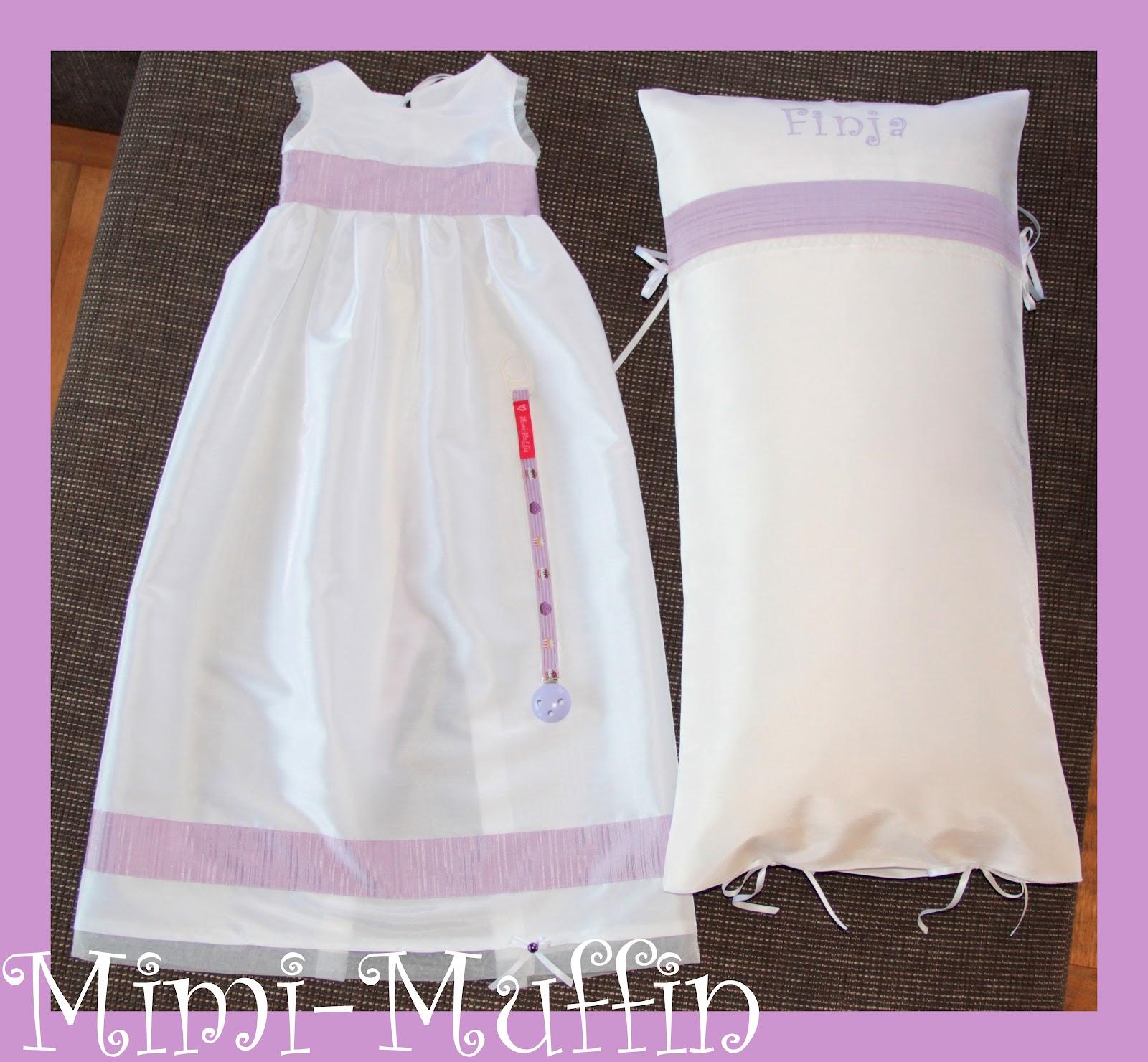 Mimi-Muffin.............: Ein Taufkleid für Finja...