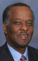 Professional portrait of a middle-aged Black man