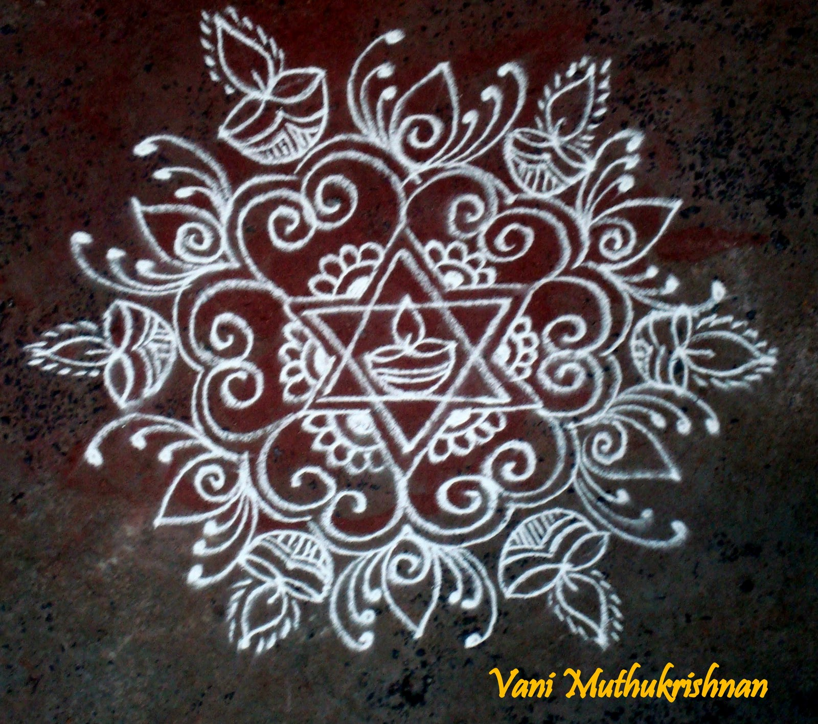 Rangoli Kolam Border Pic | Joy Studio Design Gallery