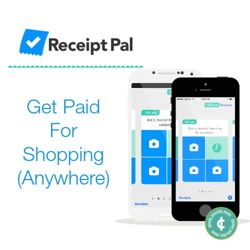 Receipt Pal * 💸 Paying App for Scanning Receipts