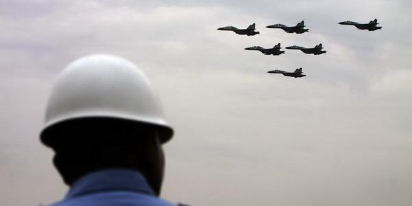 Sukhoi Pesawat Tempur Utama TNI Saat ini