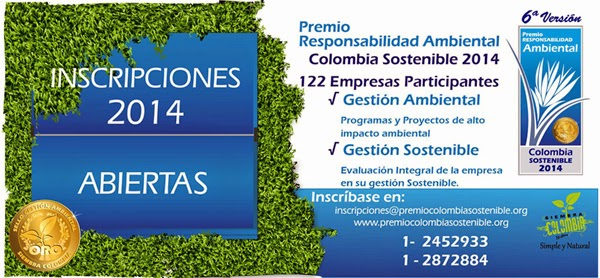 Convocatoria-al-Premio-Responsabilidad-Ambiental-Colombia-Sostenible-2014