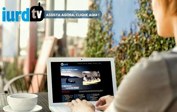 IURD TV - CLIQUE NA IMAGEM