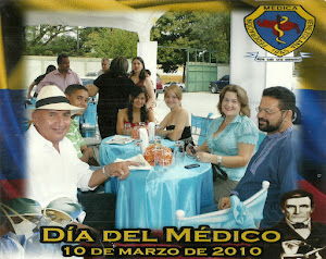 DÍA DEL MÉDICO. COLEGIO DE MÉDICOS DE GUÁRICO.SJM.2010
