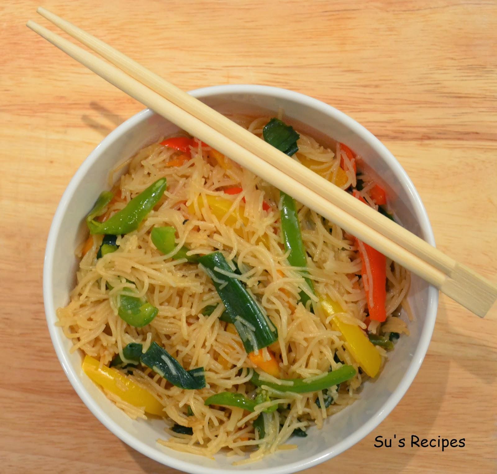 Su's Recipes: Hitikida Avarekaalu Saaru