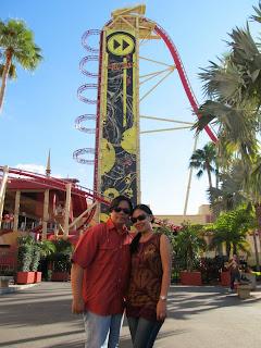 Universal Studios Florida Hollywood Rip Ride Rock it