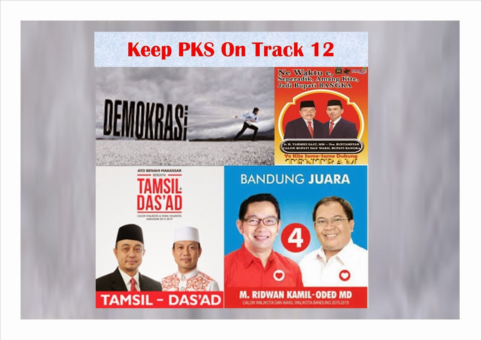 Keep PKS On Track 12