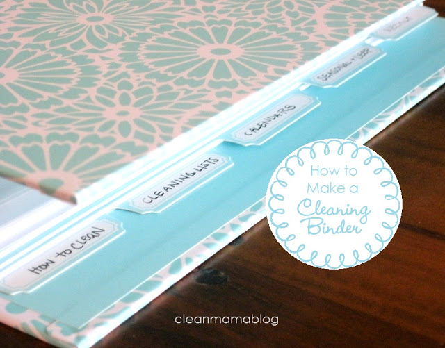 11 Ways to organize with binders