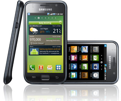 Samsung Galaxy S I9000: Android 2.3.3 Gingerbread Update
