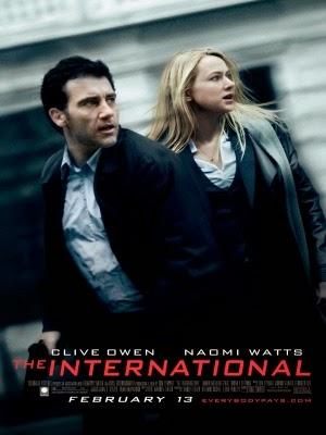 Khủng Bố Quốc Tế - The International