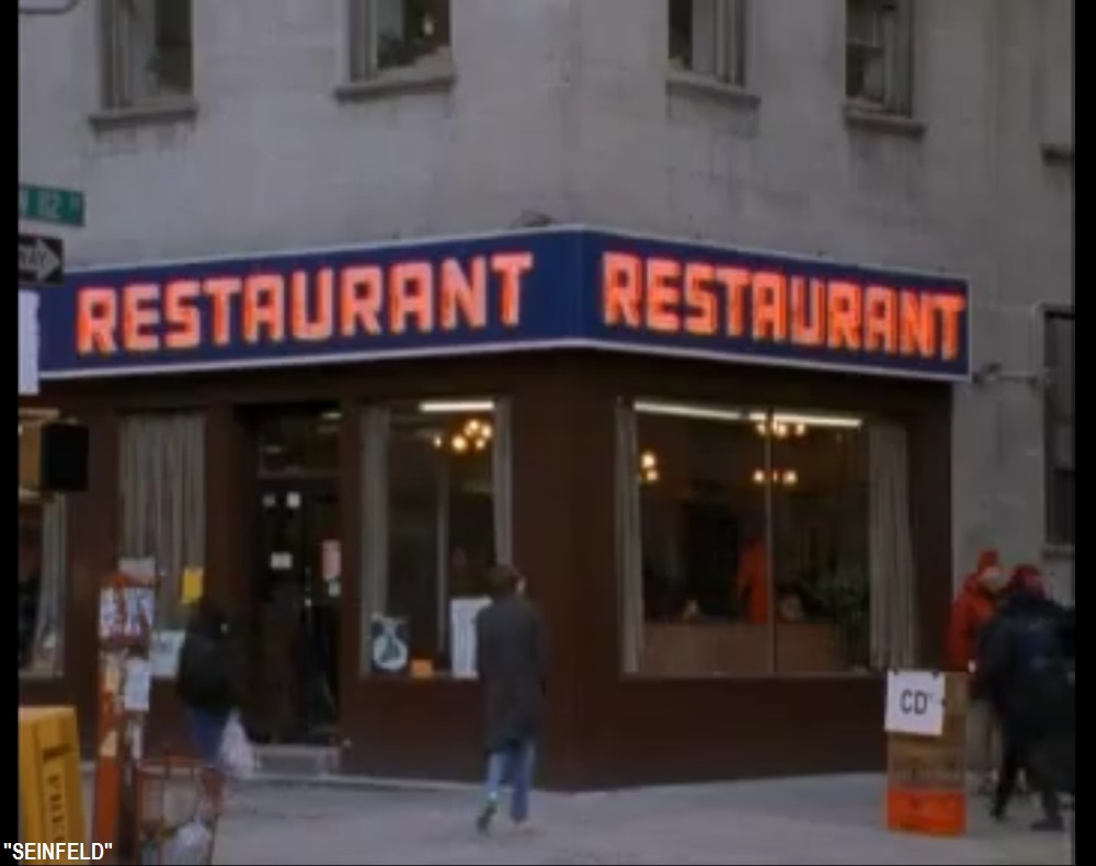 As seen on tv tom s on seinfeld 1989 1998 seinfeld
