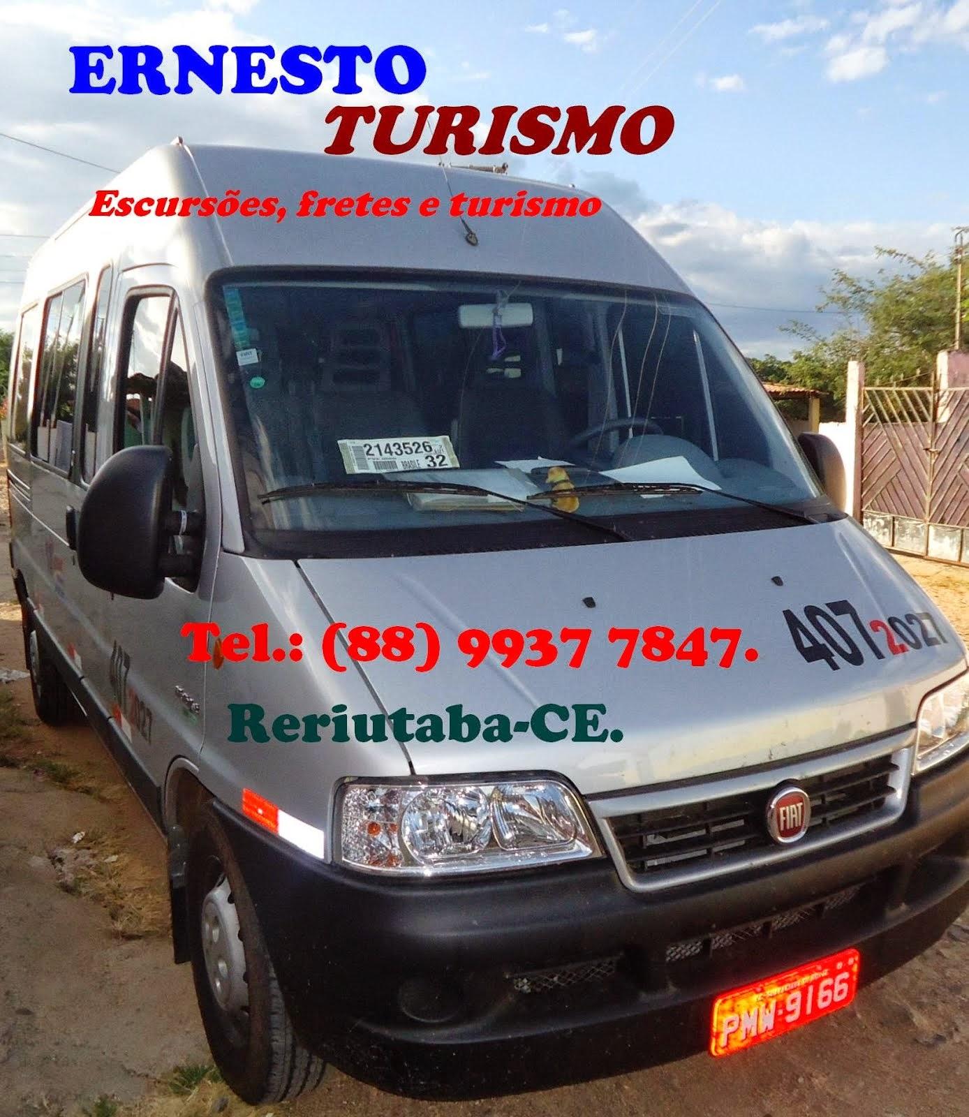 ERNESTO TURISMO - RERIUTABA-CE
