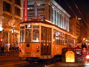 Streetcar At Christmas