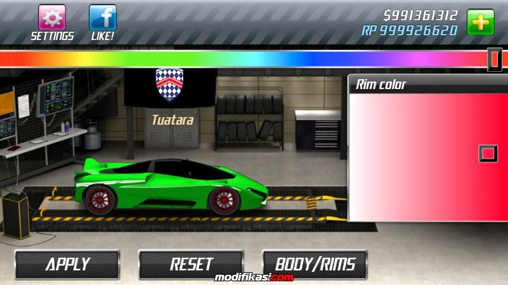 cara mendapatkan rp di drag racing