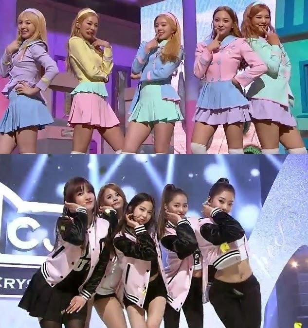 The New Generation KPop Groups: Red Velvet & CLC