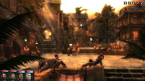 blackguards pc game screenshot review gameplay 3 Blackguards FLT