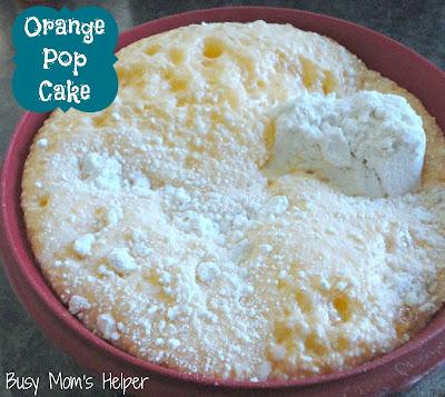 Orange Pop Cake
