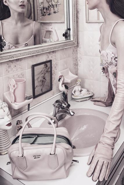 """Sweet Spots"" by Sebastian Kim for Allure October 2015"