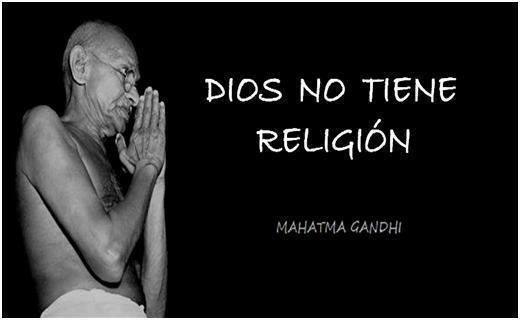 ... | Frases de Mahatma Gandhi - ⊹ Imágenes de Motivación