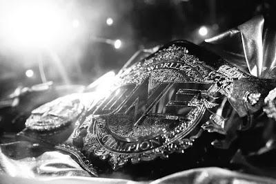 ONE FC Champ Belt