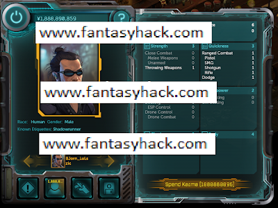 Shadowrun Returns Hack