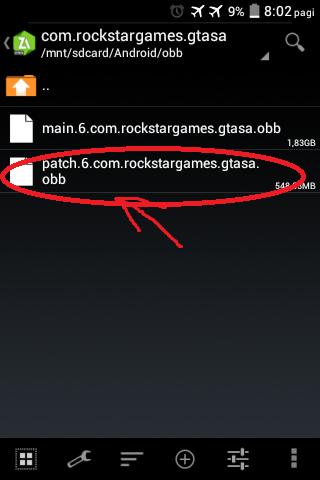 Cara Mod GTA San Andreas Android di HP tanpa PC   DukunTrik