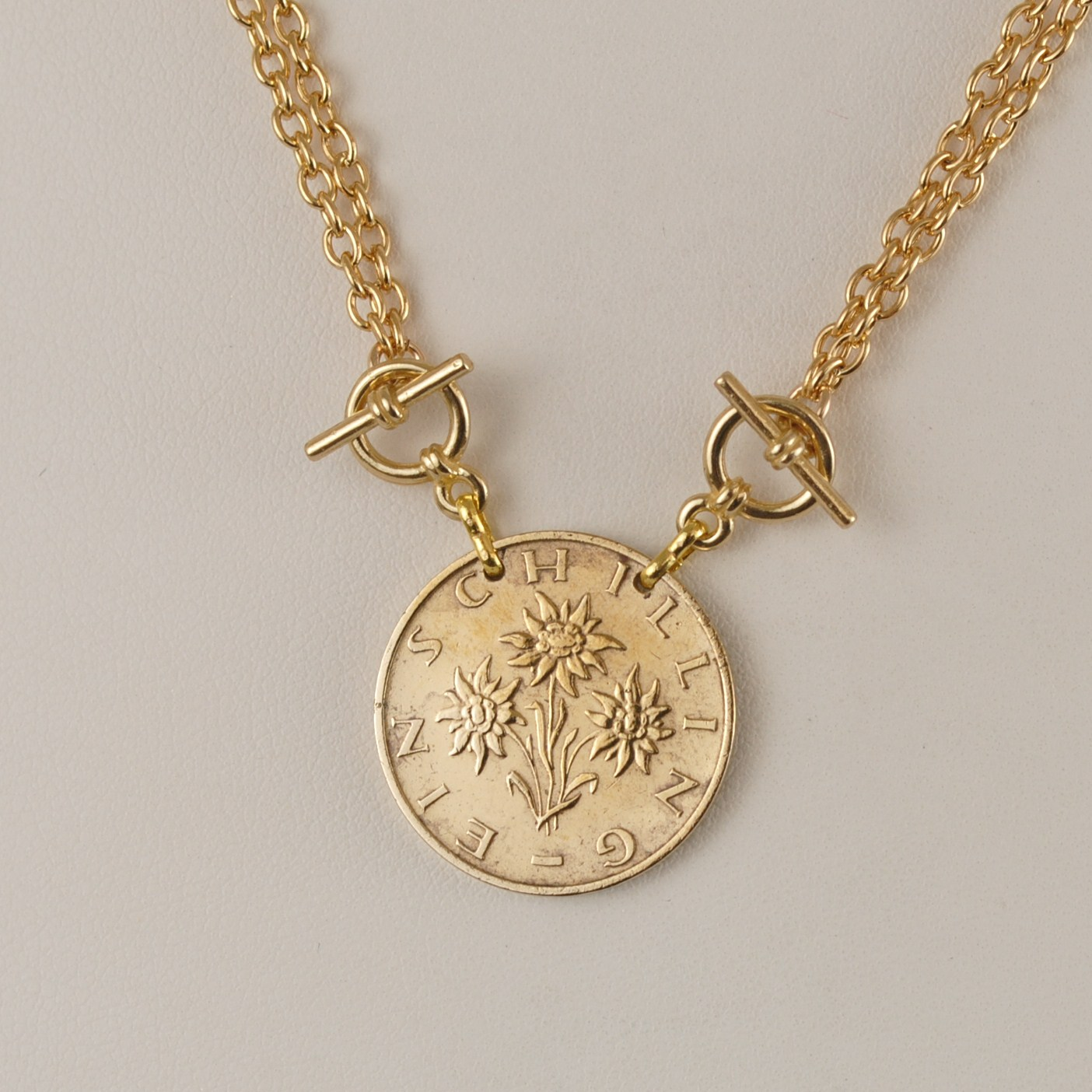 coin jewelry by donna k baker