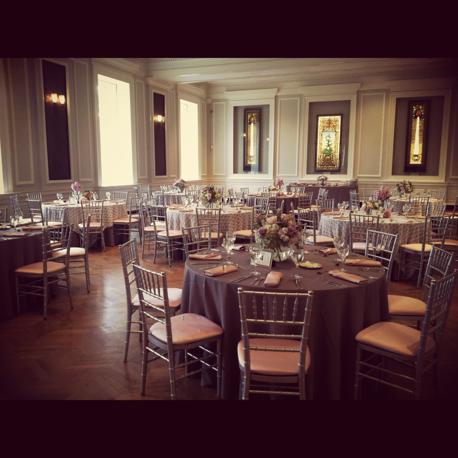 Newberry Library Wedding: Corporate Affairs, Boutique Weddings