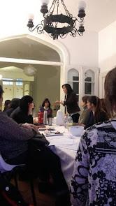 Taller Practico: Pubertad y Adolescencia en niñas y jóvenes mujeres con TEA.