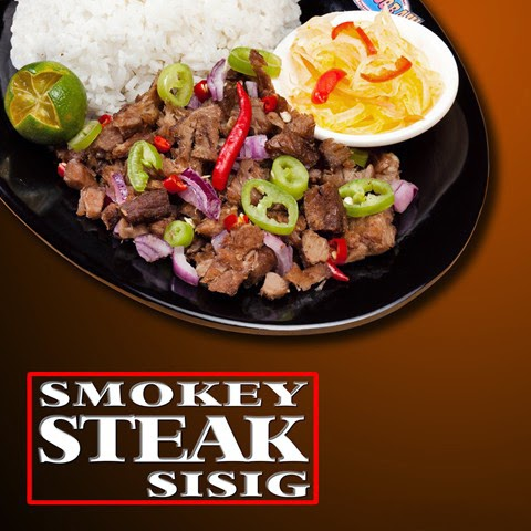 Steak sisig