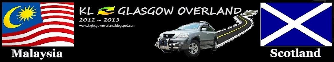 KL Glasgow Overland