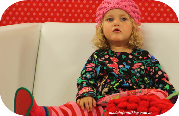 zuppa indumentaria para niños 2013
