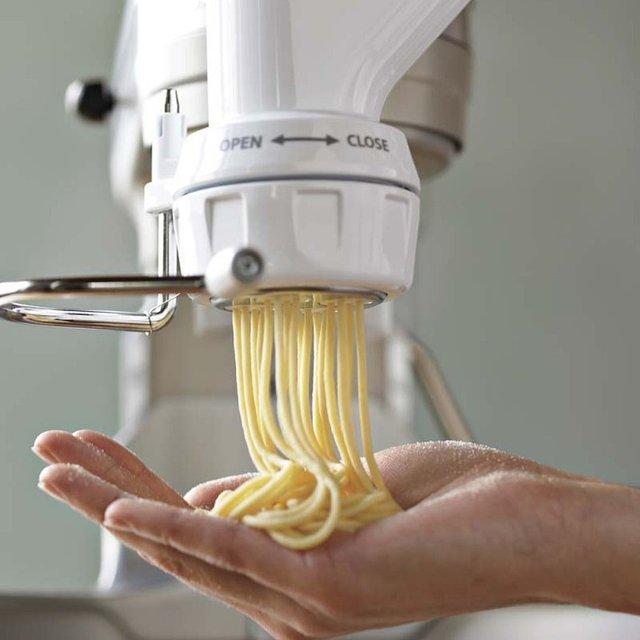 Unique Collections Kitchenaid Pasta Press Attachment