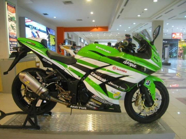 modif ninja 250