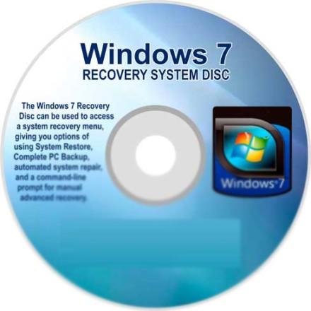 repair windows 7 with cd