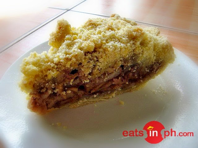 Guapple Pie from El Ideal  in Silay Negros Occidental