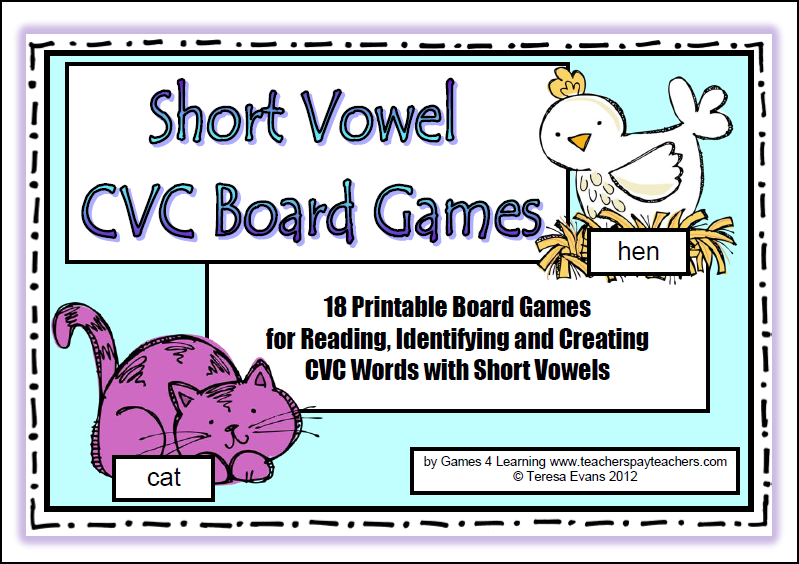 Microsoft Word Games - Board Game Templates by Dr. Jeff ...