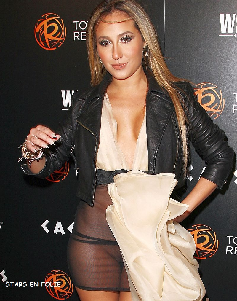 Adrienne bailon nue photos