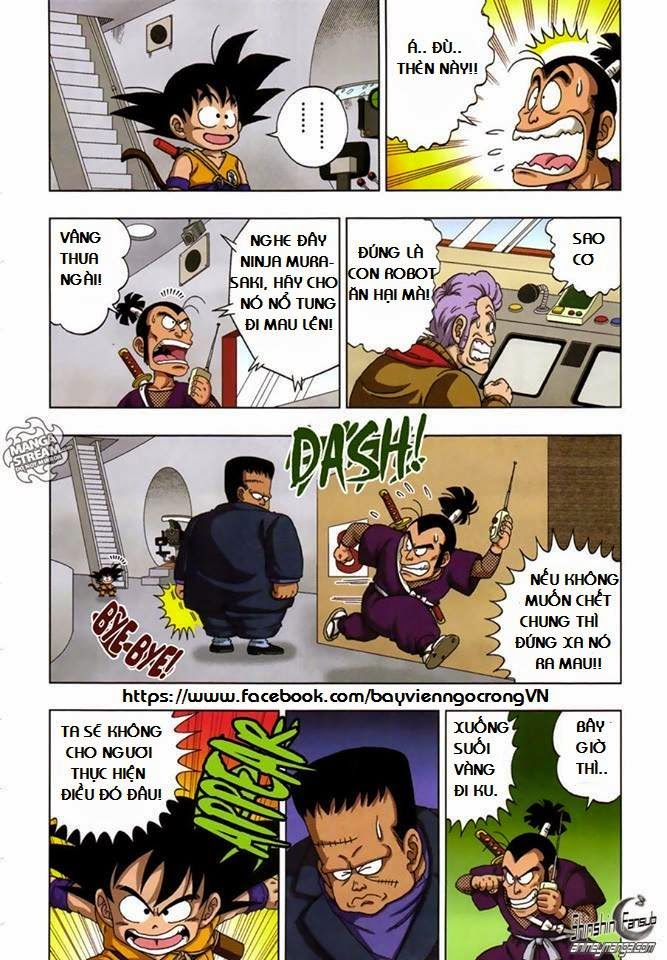 Thế Giới Ngọc Rồng SD chap 19 - Trang 4