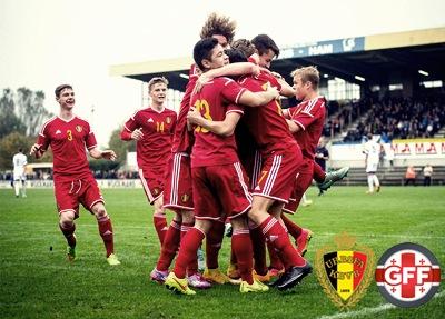 Prediksi Belgium U17 vs Georgia U17, Friendlies U17 01-09-2015